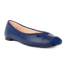 Soft patent ballerinas