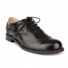 BOXED LEATHER CLASSIC OXFORD