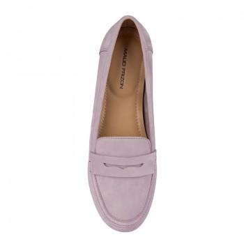 Nubuck loafers