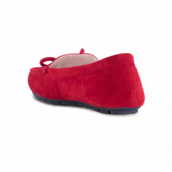 """JILIAN"" CLASSIC MOCASSIN WITH BOW LOAFERS BALLERINAS"