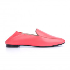 """306"" SOFT LEATHER CASUAL LOAFERS WITH COLLAPSABLE BACK"