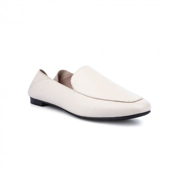 """""""306"""" SOFT LEATHER CASUAL LOAFERS WITH COLLAPSABLE BACK"""